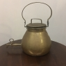 Antique Brass Water Kettle with Spout