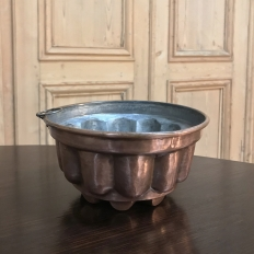 19th Century Copper Baking Mold