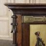 19th Century Italian Gothic Painted Buffet