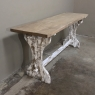19th Century Trestle Table`