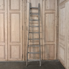 Antique Wooden Ladder
