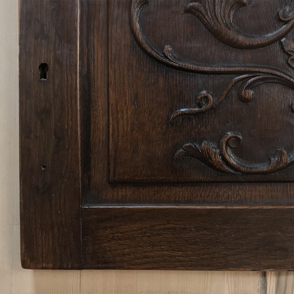 Antique Decorative Carved Wood Panel Inessa Stewart S Antiques