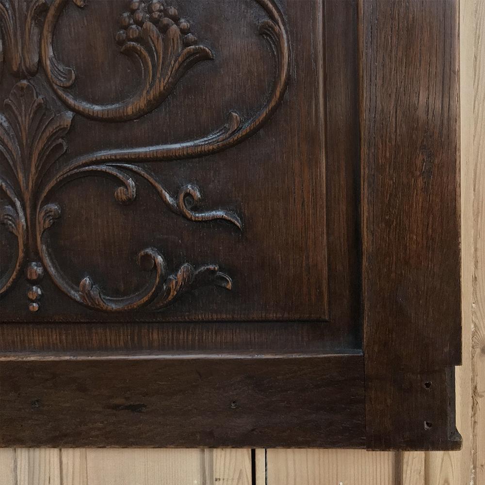 Antique Decorative Carved Wood Panel Inessa Stewart S