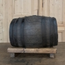 19th Century Tavern Barrel with Stand