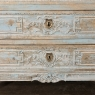 18th Century Louis XVI Commode with Distressed Painted Finish