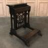 19th Century Rustic Gothic Prayer Bench ~ Prie Dieu
