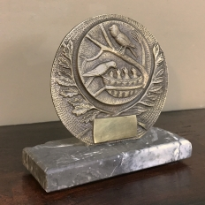 French Art Deco Period Paperweight ~ Bookend