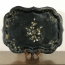 19th Century English Papier Mache Serving Tray