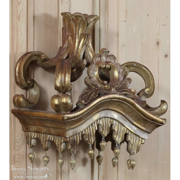 Baroque Bed Crown