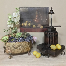 19th Century Fruit Press