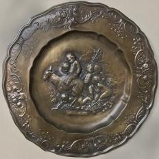 Antique Renaissance Decorative Platter