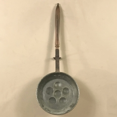 19th Century Copper Egg Poacher