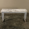 Antique Rustic Country French Provincial Coffee Table