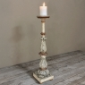 19th Century Italian Carved Candlestick