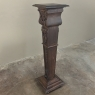 19th Century French Louis XIV Carved Fruitwood Pedestal