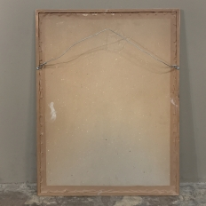 Framed Mixed Media Artwork by Paul Permeke Signed and dated 1955