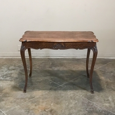 Antique French Louis XV End Table