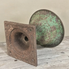 19th Century Cast Iron Jardiniere