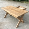 Antique Rustic Dutch Writing Table