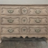 18th Century Country French Stripped Oak Provincial Commode