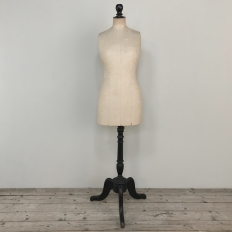 Antique French Dressmaker's Mannequin