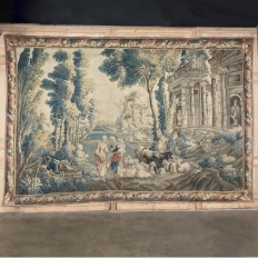 Grand 17th Century Oudenaarde Tapestry