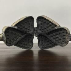 19th Century Waffle Iron