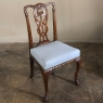 Antique English Chippendale Side Chair