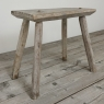 Rustic Country French Oak Bench ~ Stool
