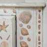 19th Century Swedish Painted Corner Cabinet