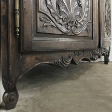 18th Century French Regence Two-Tiered Corner Cabinet
