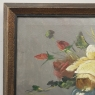 Antique Framed Oil Painting On Canvas