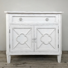 Reproduction Petite Painted Buffet