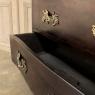 19th Century Italian Fruitwood Inlaid Commode