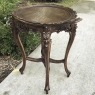 19th Century Italian Baroque Walnut Serving Table