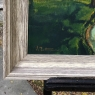 Mid-Century Framed Oil Painting on Canvas signed A. Zettermen