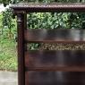 Mid-Century Rustic Kitchen Cupboard