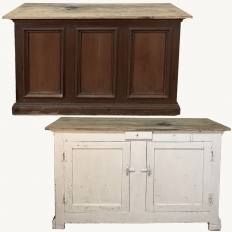 Dry Bar - Counter ~ 19th Century