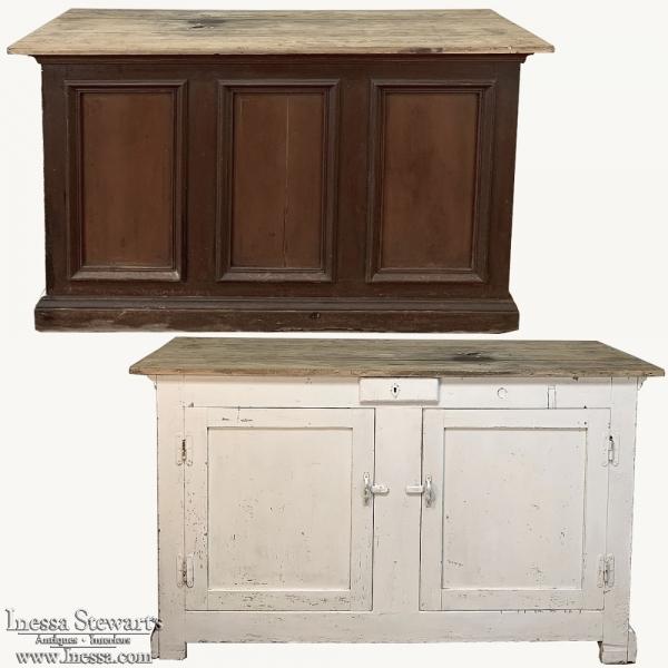 Dry Bar - Counter ~ 19th Century