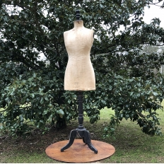 Antique Tailor's Mannequin