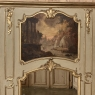 Trumeau ~ 19th Century French Louis XV Painted and Gilded
