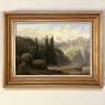 Framed Oil Painting, Antique, Landscape