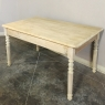 Country French Maple Farm Table - Desk ca. 1870