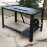 Early 20th Century Industrial Work Table
