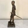19th Century French Bronze Statue of Young Henri IV