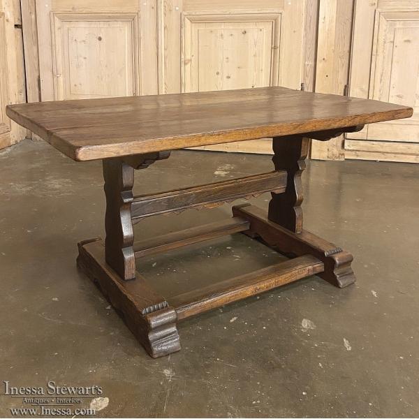 19th Century Rustic Dutch Coffee Table