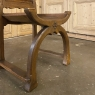 Antique Gothic Side Chair