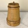 Antique Rustic Dutch Wooden Jug