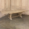 Mid-Century Draw Leaf Banquet Table in Transitional Style