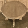 19th Century French Napoleon III Oval Center Table